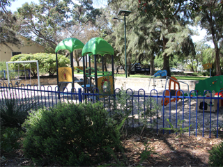Moresby Street Reserve playground