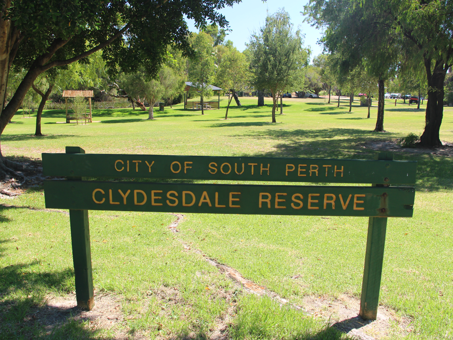 Clydesdale Reserve