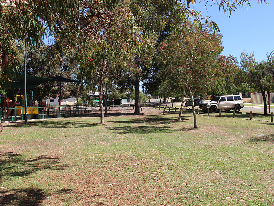 Axford Barker Reserve