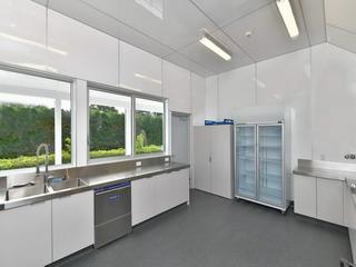 Kitchen - double door fridge