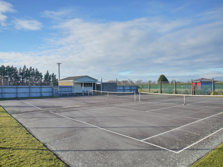 Sefton Tennis Courts