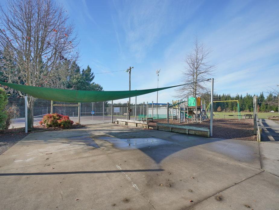Playground and Courts
