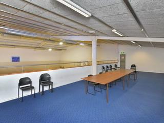 Sport Hall Mezzanine - southern end 1