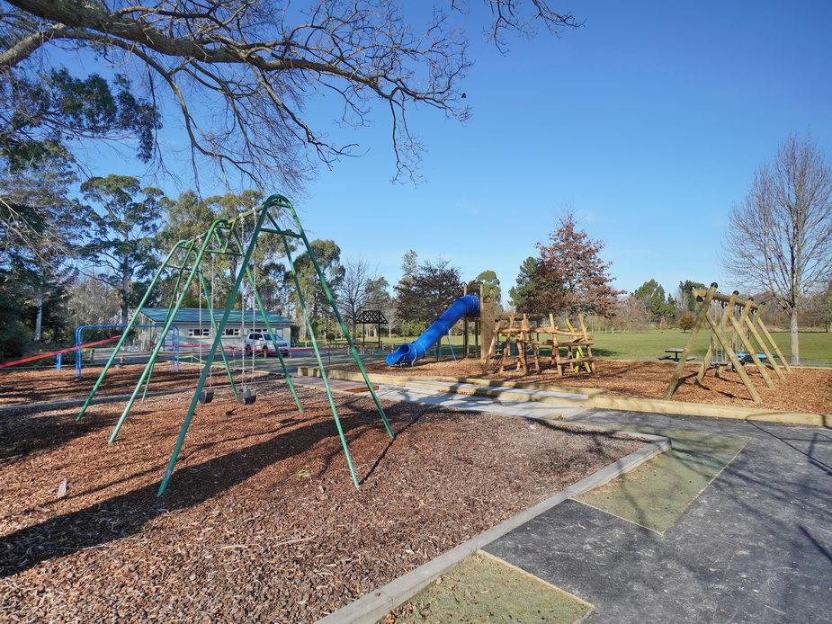 Playground - Looking towards Pavilion