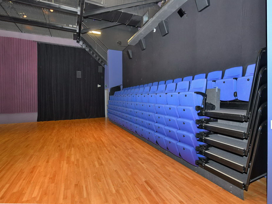 Small Theatre - Seating retracted