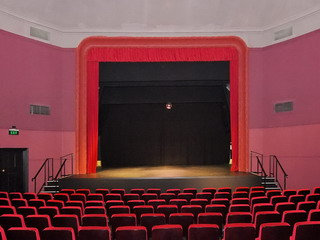 Main Auditorium - Audience view