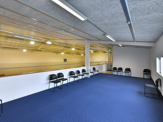 Sport Hall Mezzanine - northern end