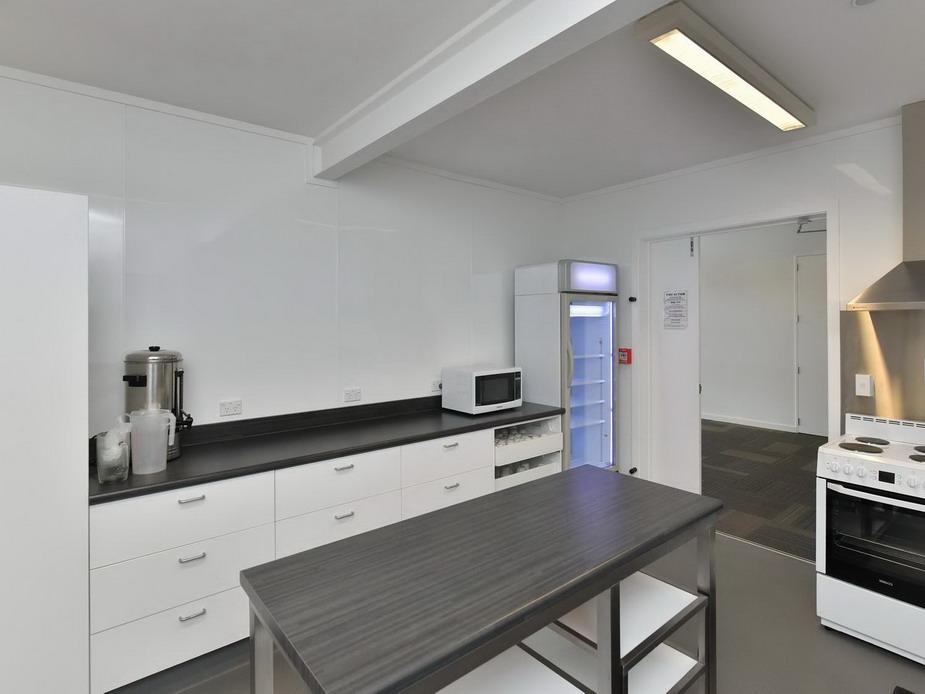 Kitchen - Fridge & backbench