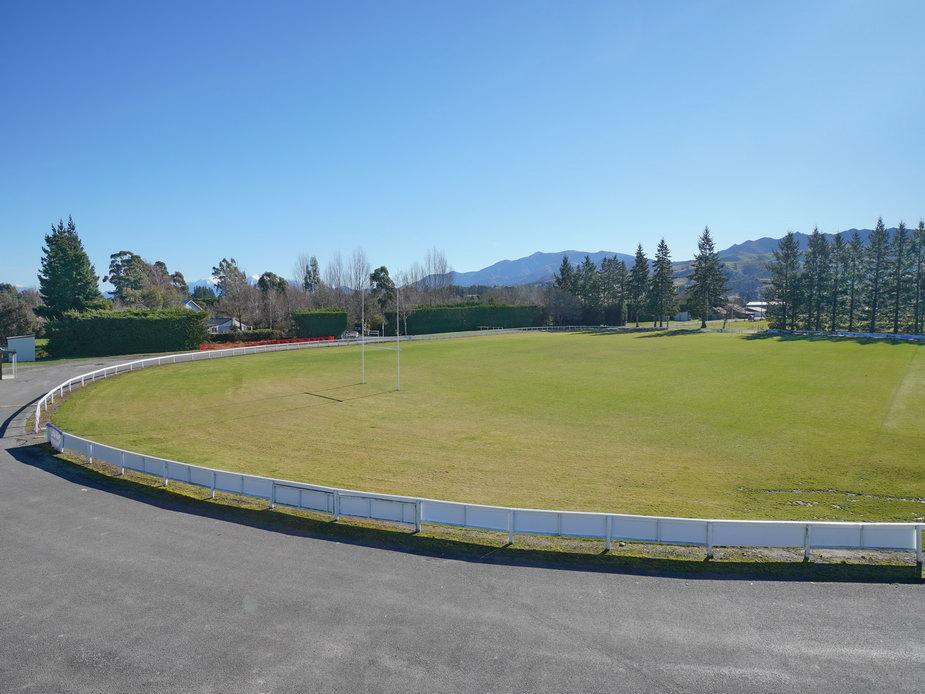 Pearson Park - Cricket Oval