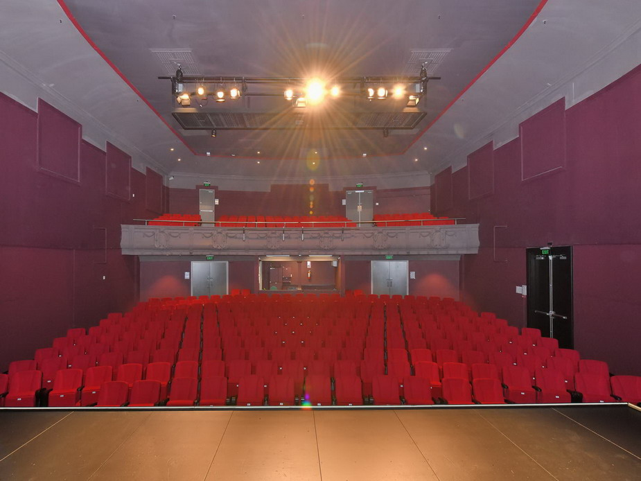Main Auditorium - On Stage view