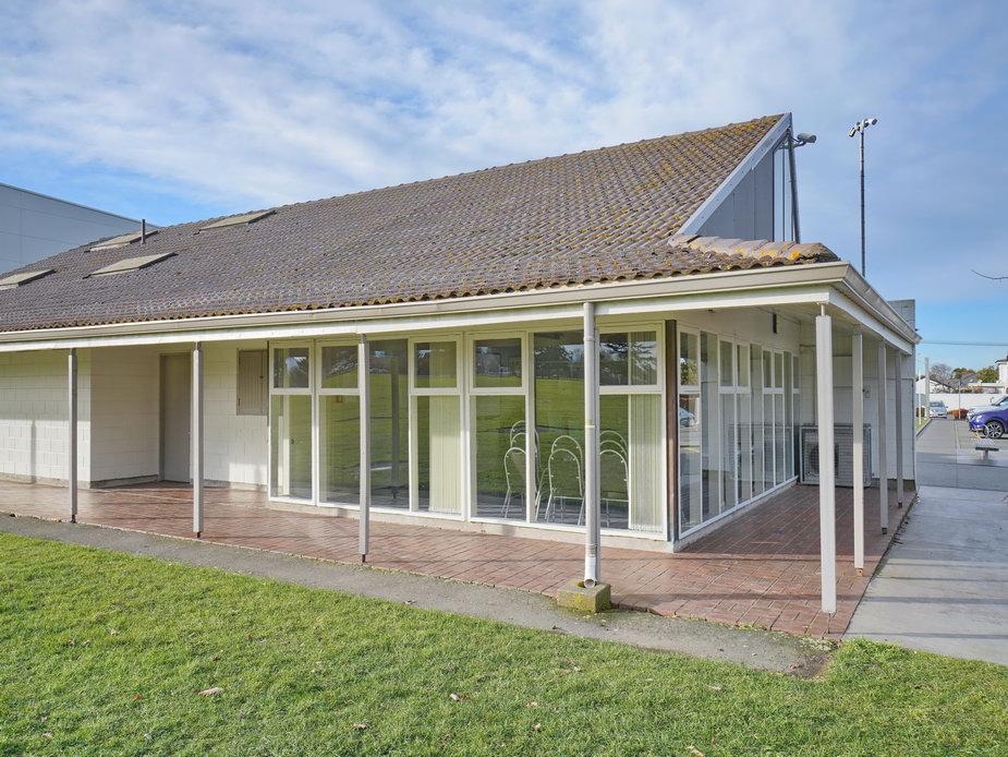 Dudley Pavilion
