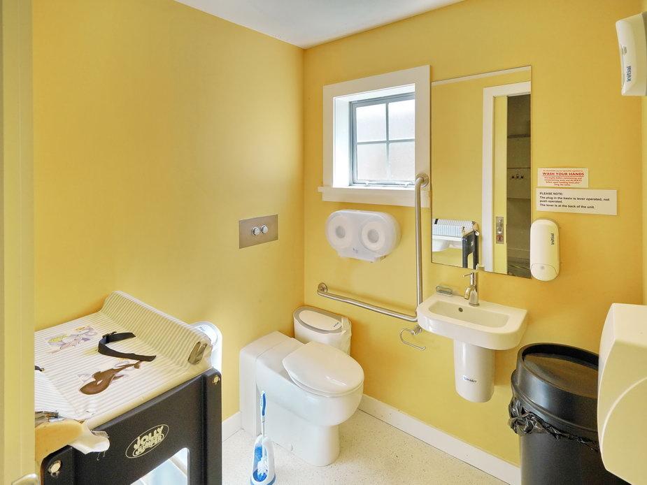 The Big Room - bathroom
