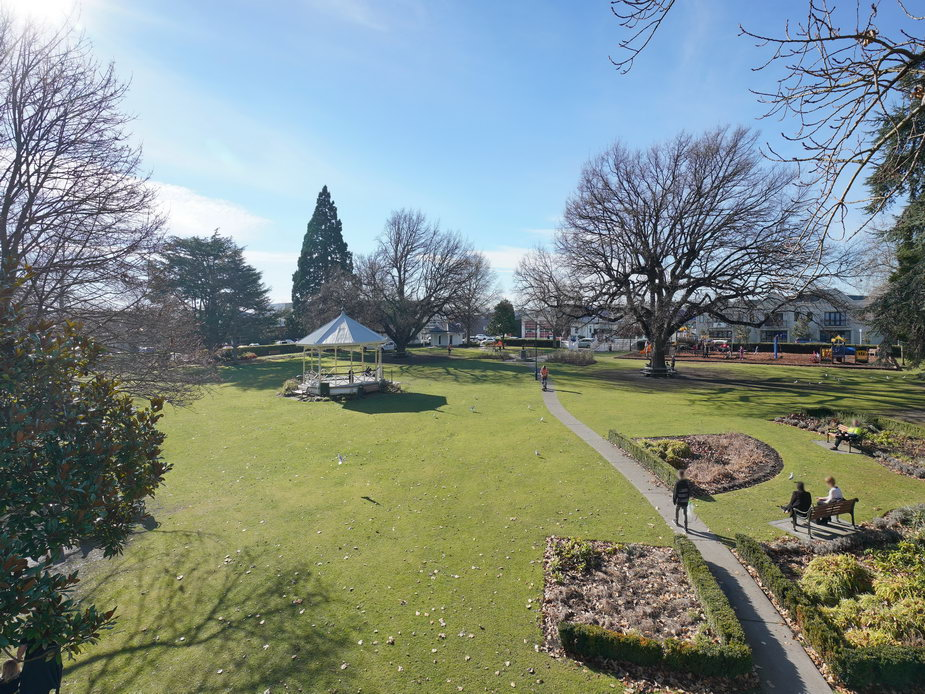 Victoria Park & Band Rotunda