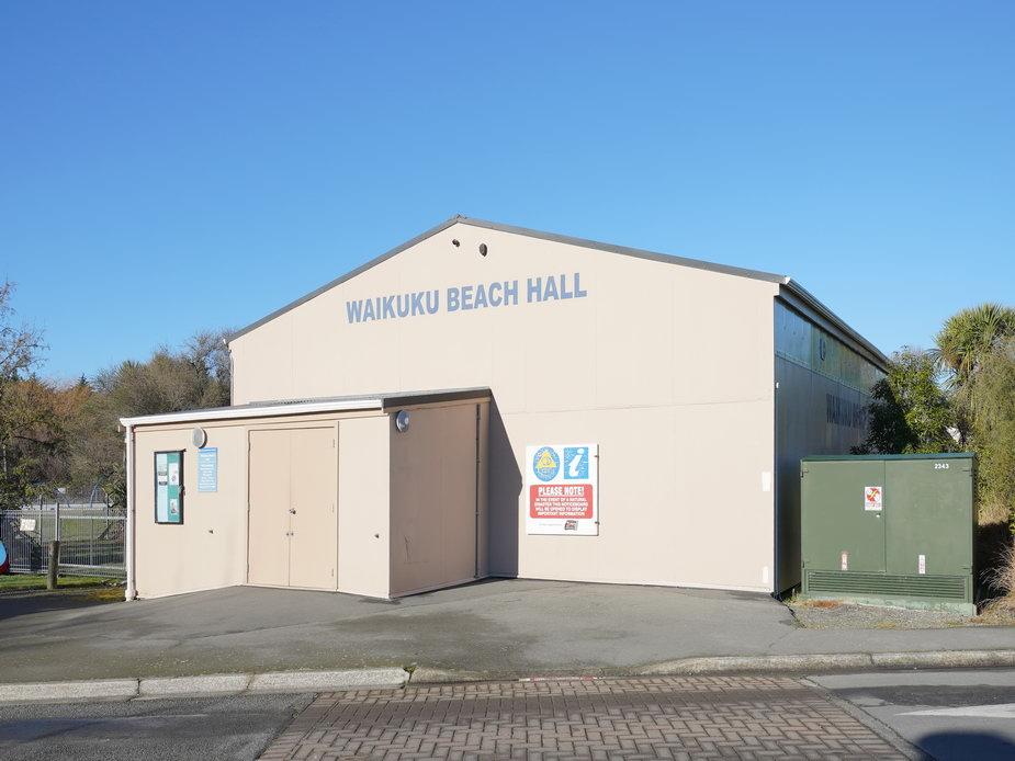 Waikuku Beach Hall