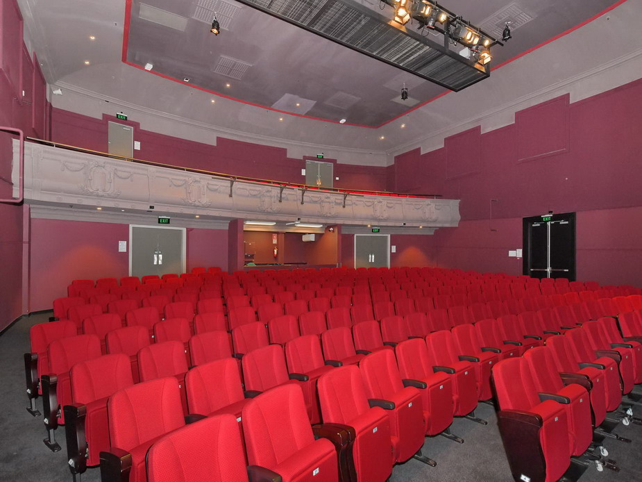 Main Auditorium - Stalls & Gallery