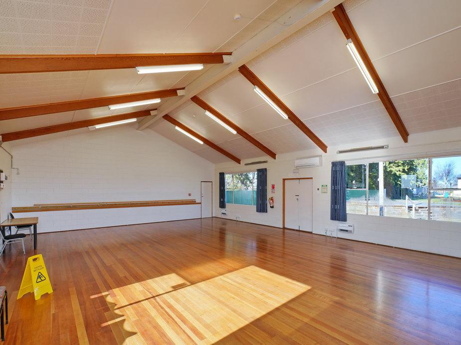 Pavilion - Interior